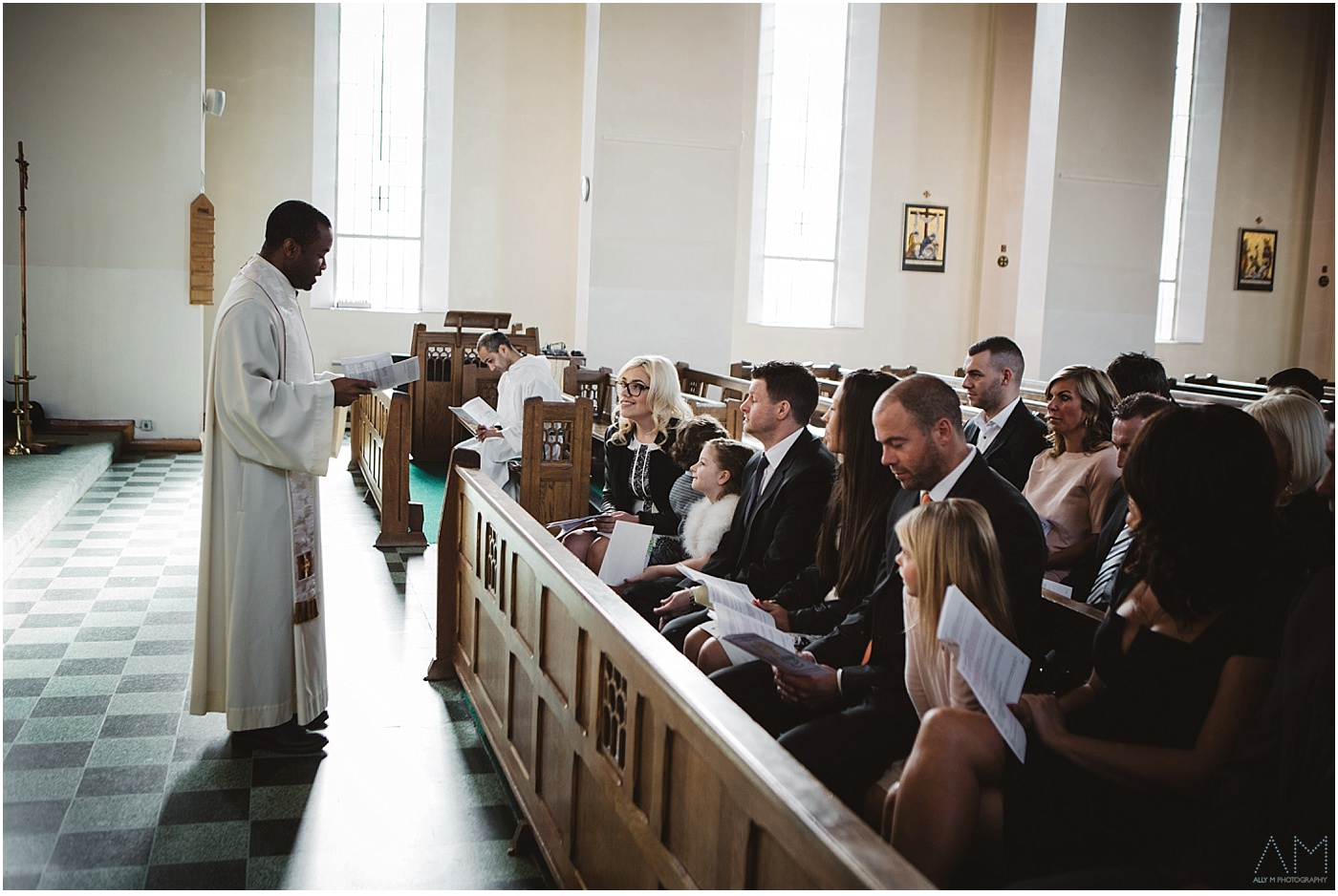 A Christening in Bolton,Lancashire