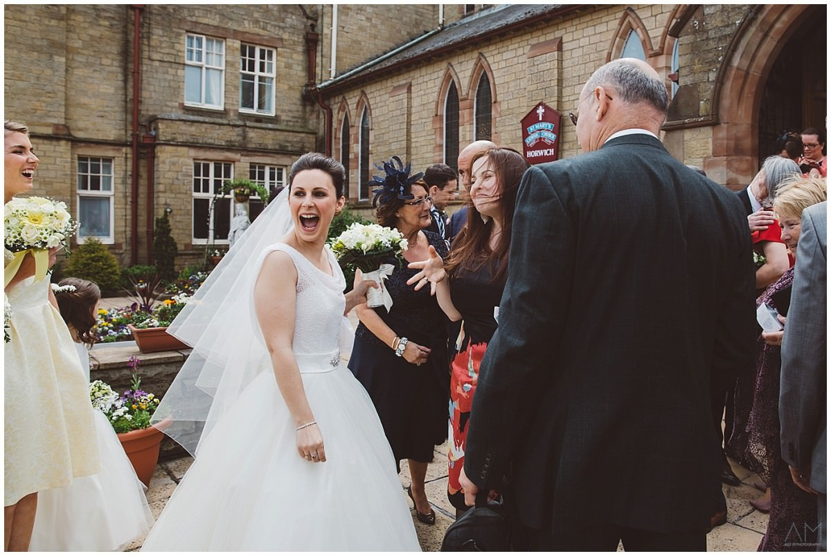 Lancashire wedding photographer - Emily & David