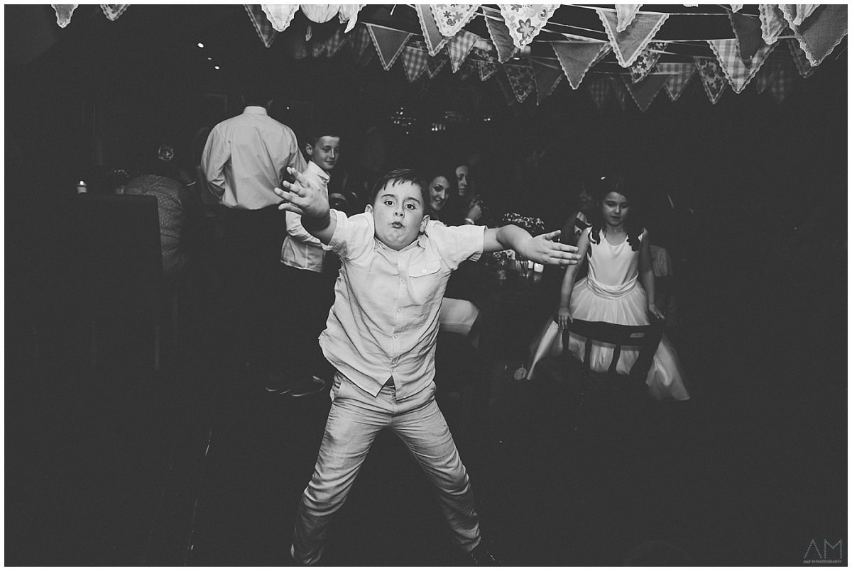 Emily & David's wedding in Preston, Lancashire. Quirky wedding photography.