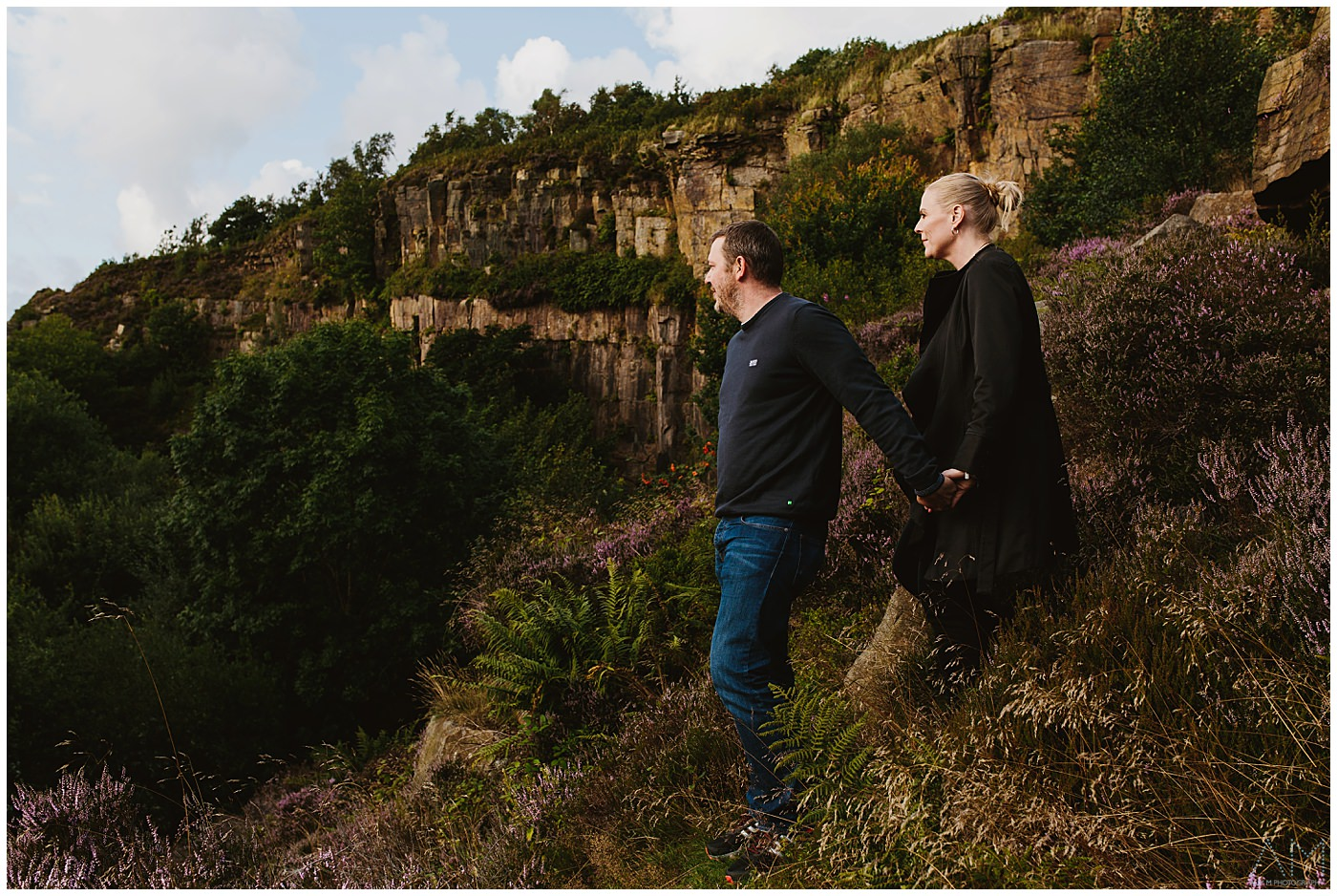 pre-wedding photography in lancashire