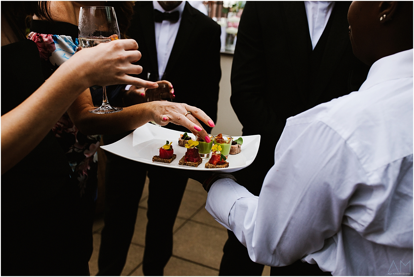 wedding nibbles