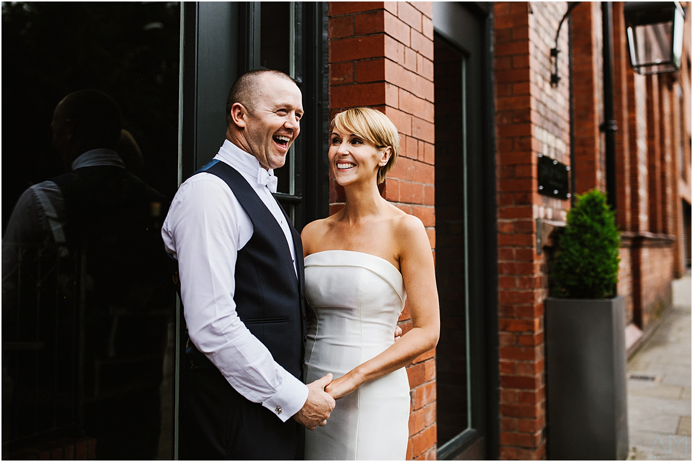 Wedding at Great John Street Hotel