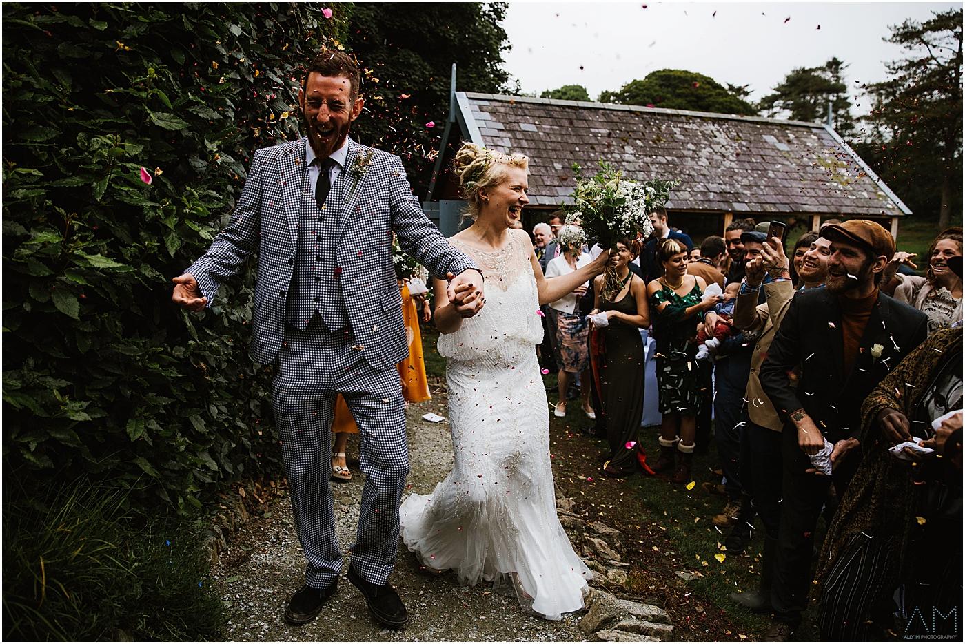 Carreglwyd Anglesey Wedding