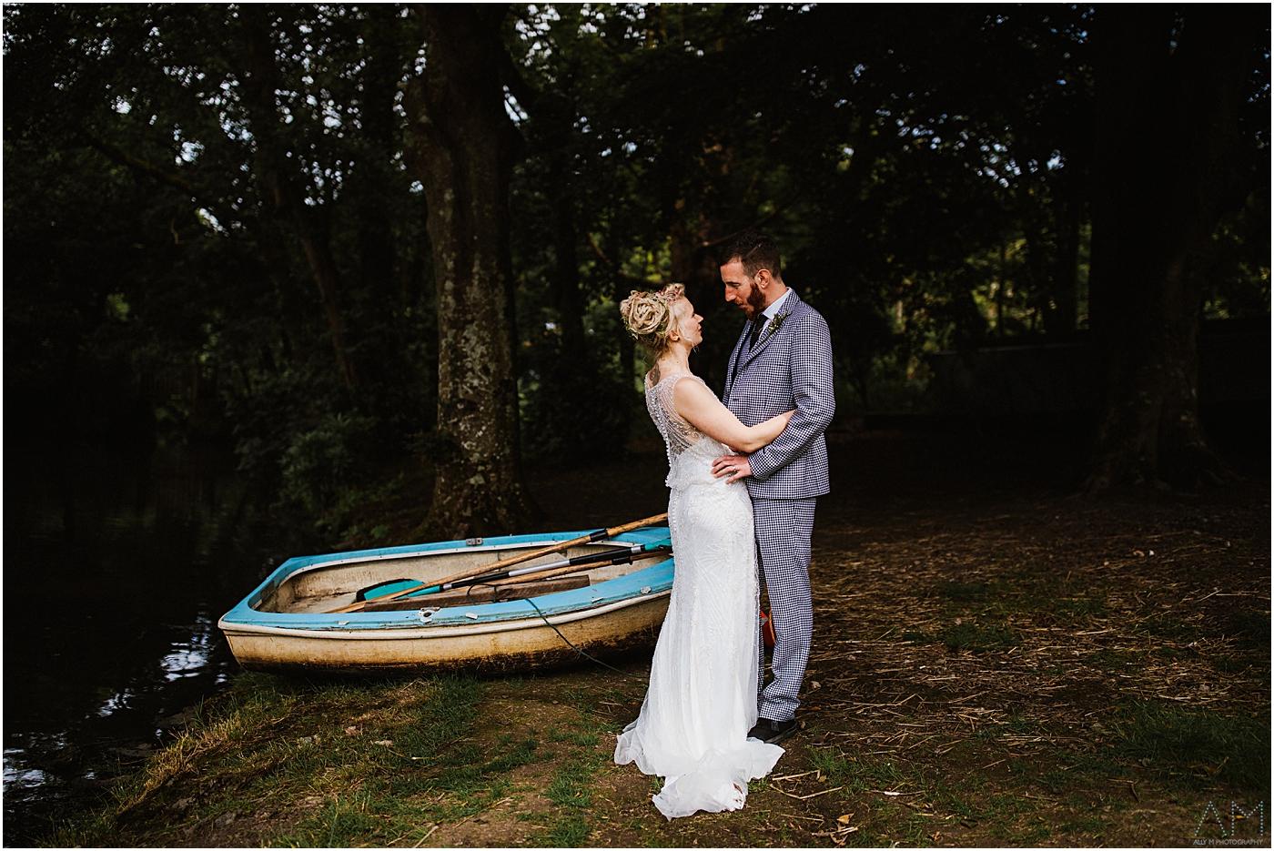 Carreglwyd Wedding