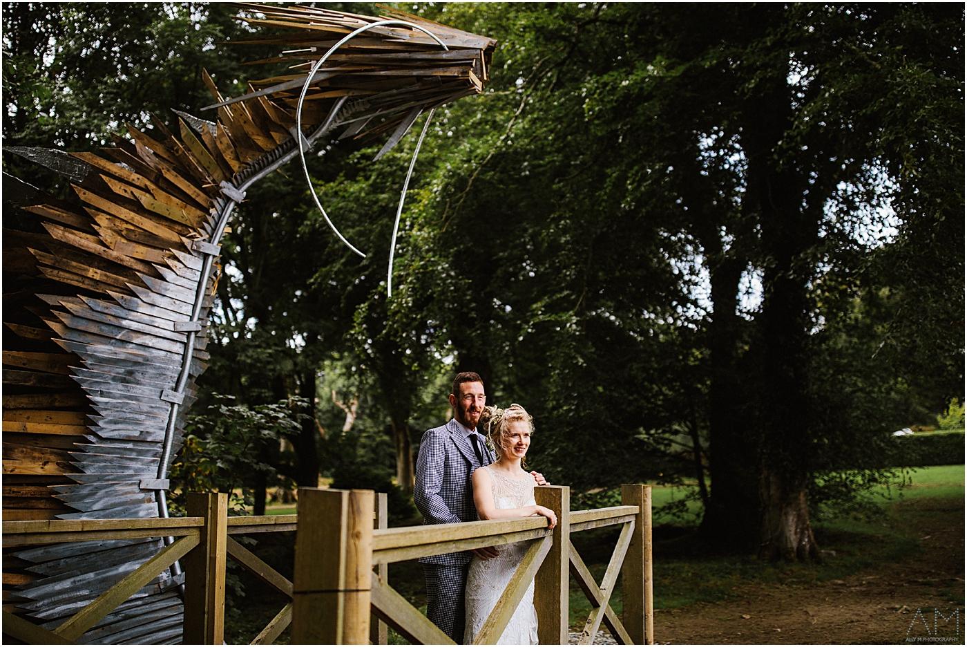 Carreglwyd wedding photography