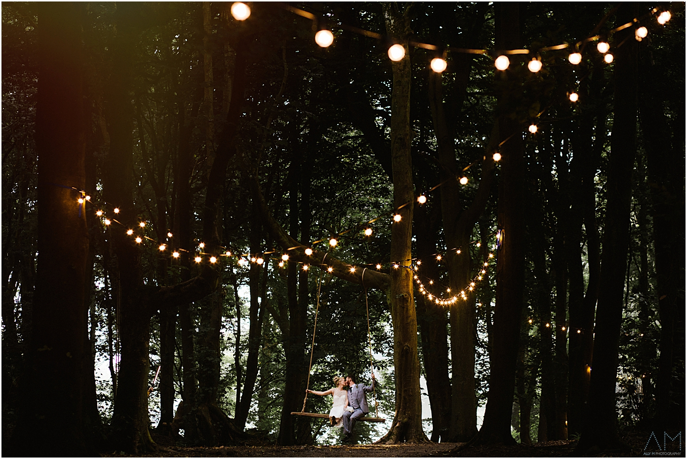 Wedding photography in Carreglwyd