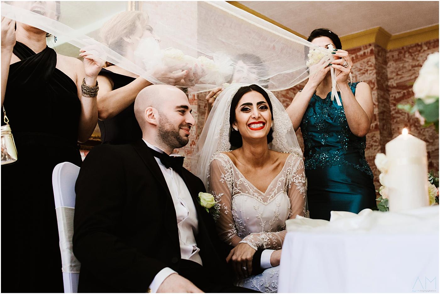 iranaian wedding photography