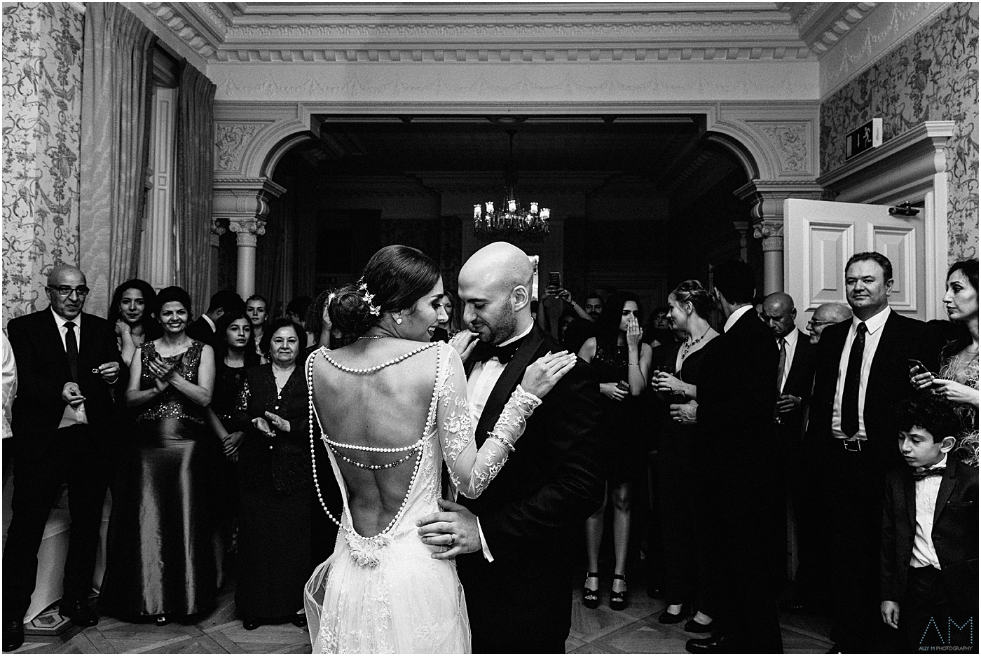 iranian first wedding dance