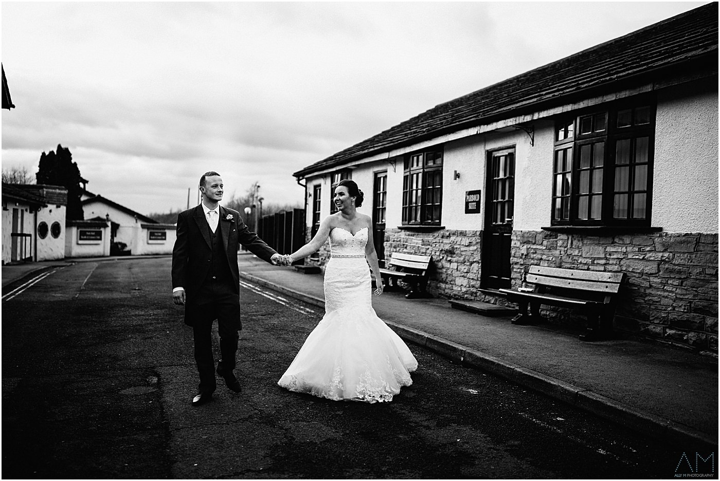 Park Hall Hotel Wedding Photography