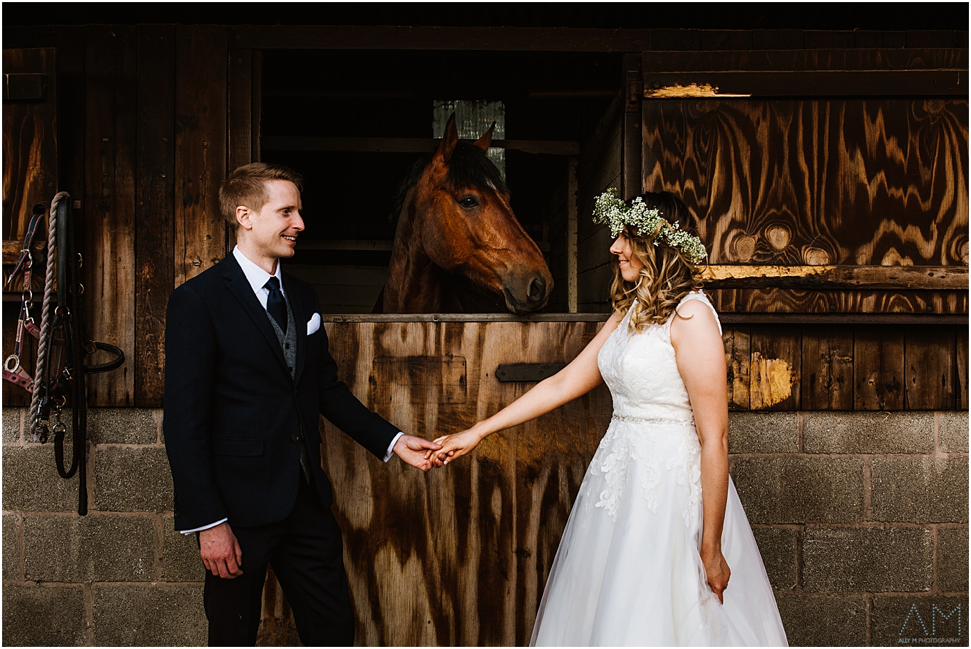 New Hill Farm Wedding