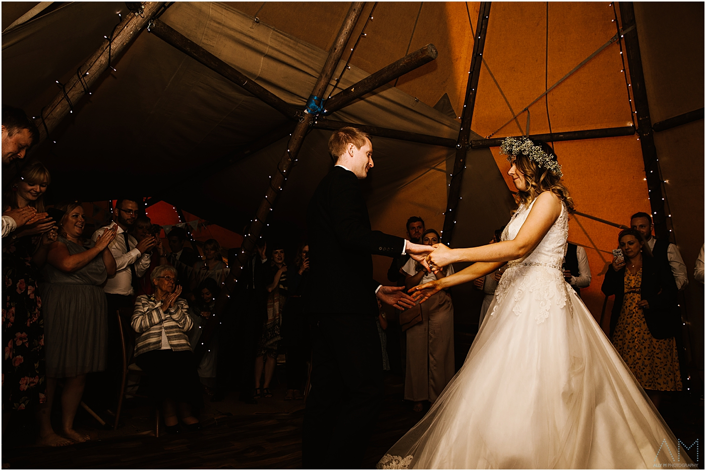 First dance at new hill farm manchester