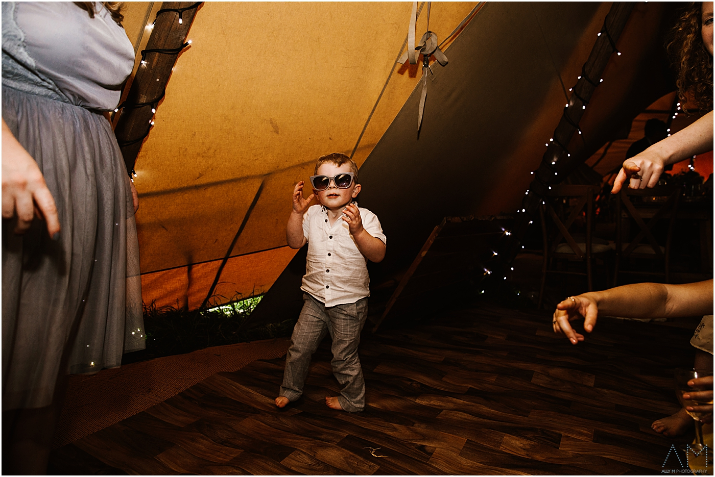 cool kid on the dance floor