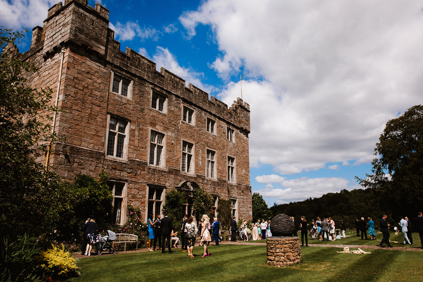 Wedding at Askham Hall