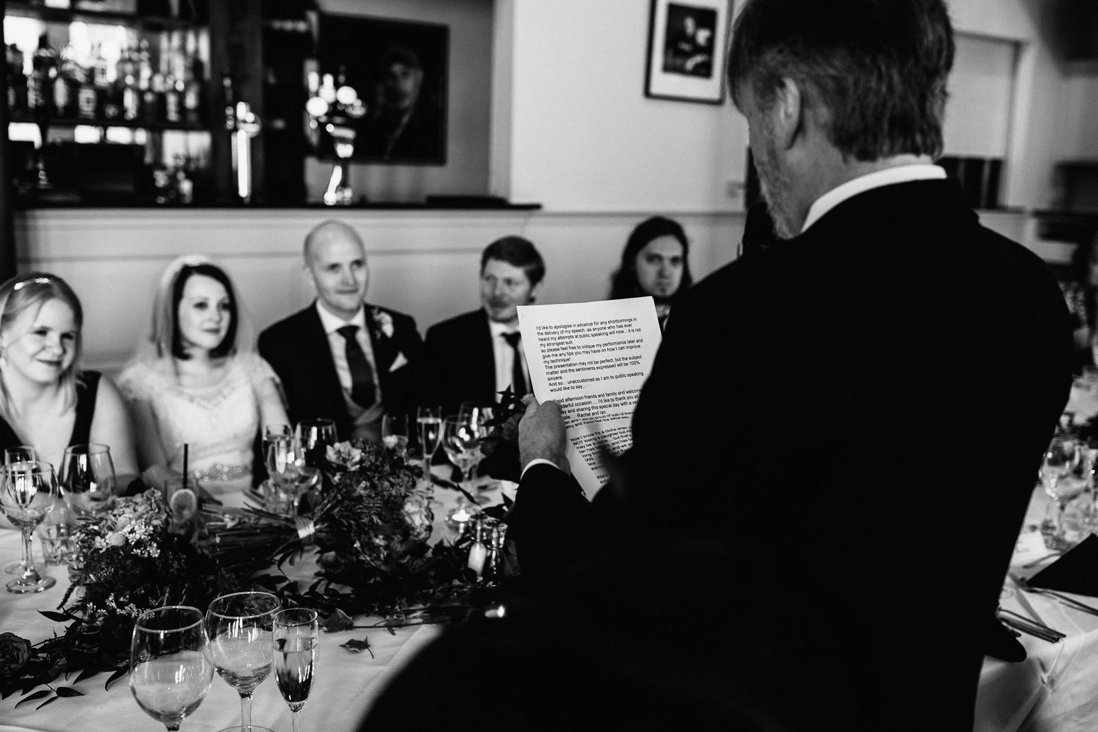 dads wedding speech