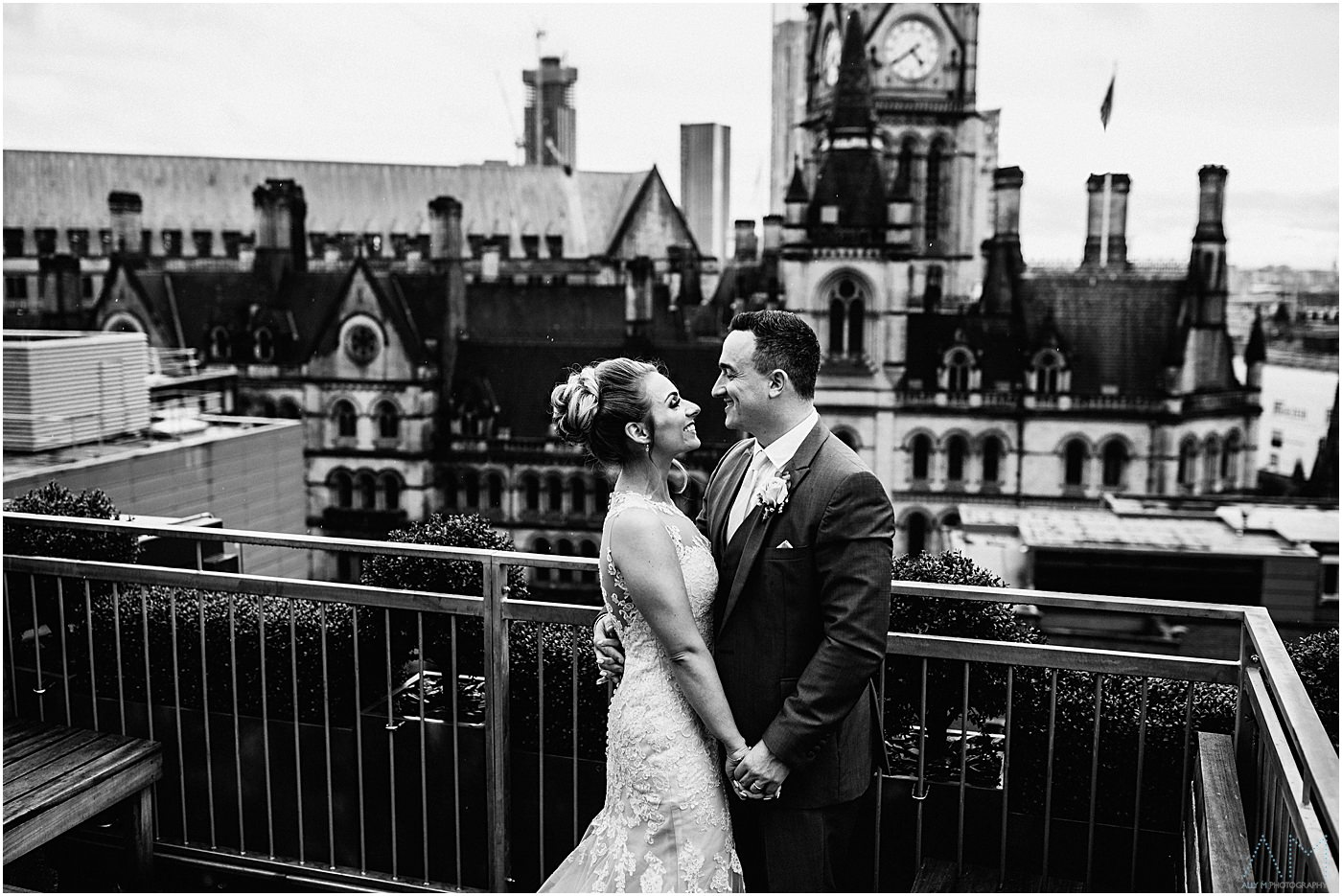 King street Townhouse Wedding