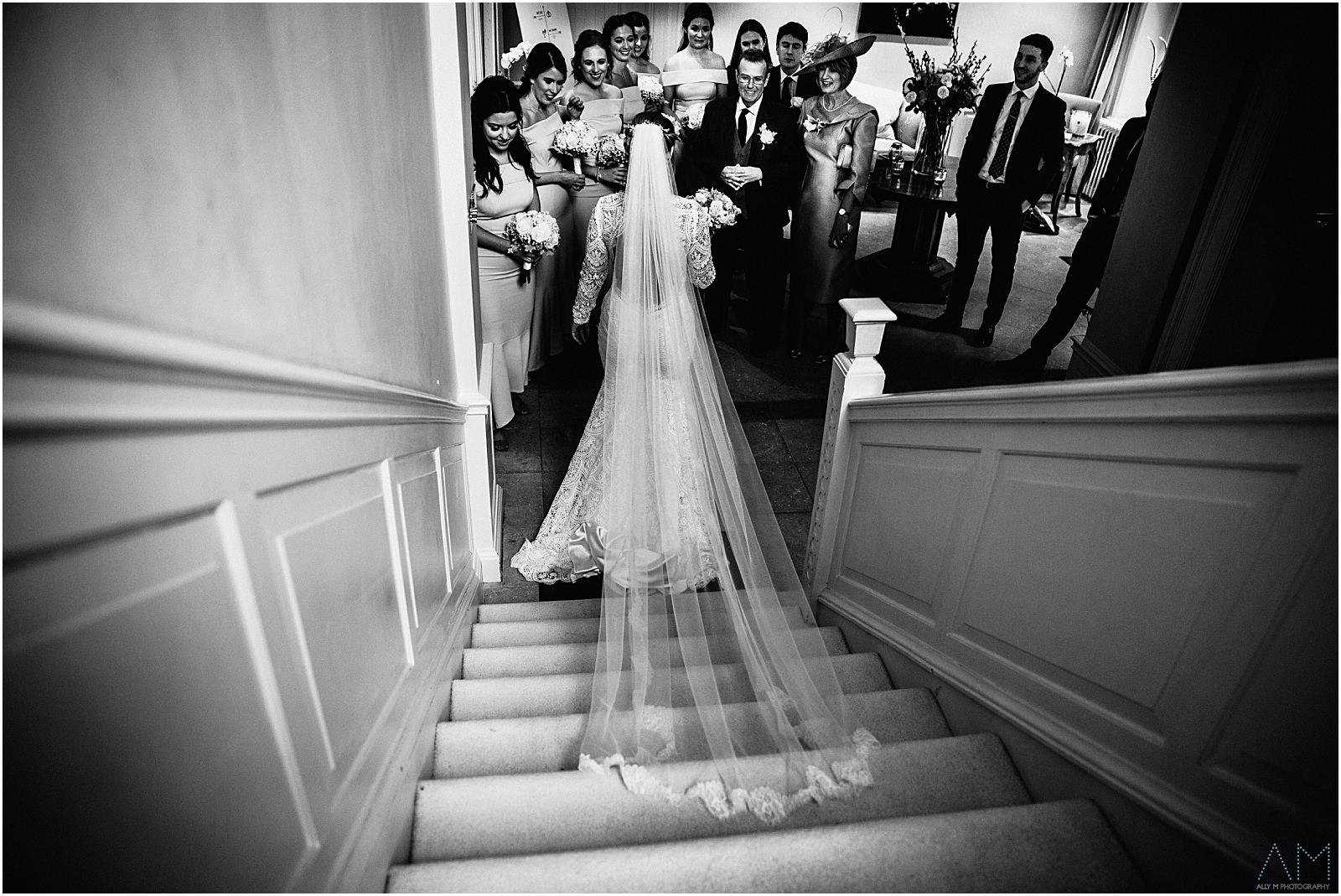 Dress at Delamere manor