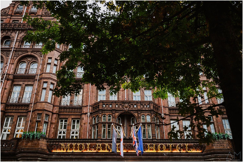 Midland hotel Manchester