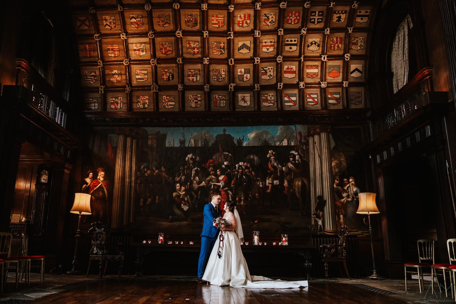 Adlington Hall Wedding