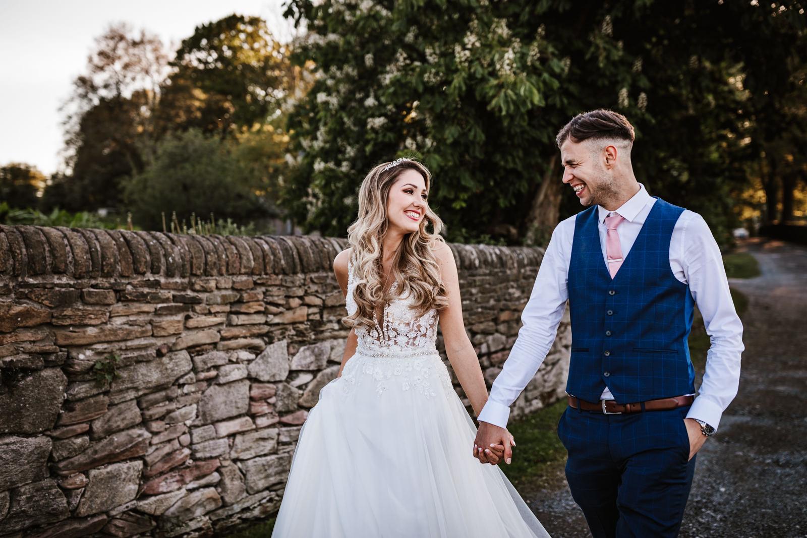 Hyde bank farm wedding photographer