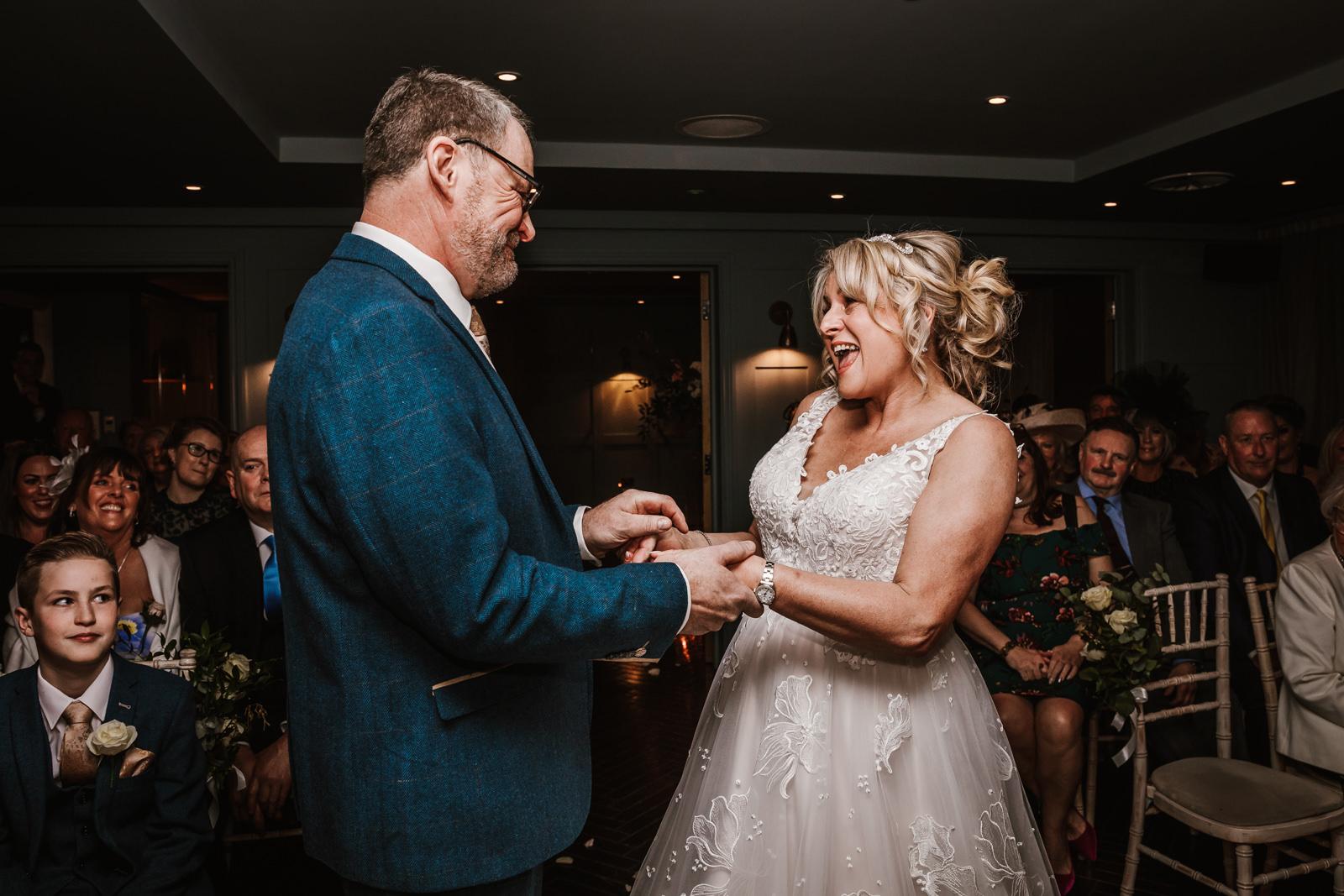 King street twonhouse wedding