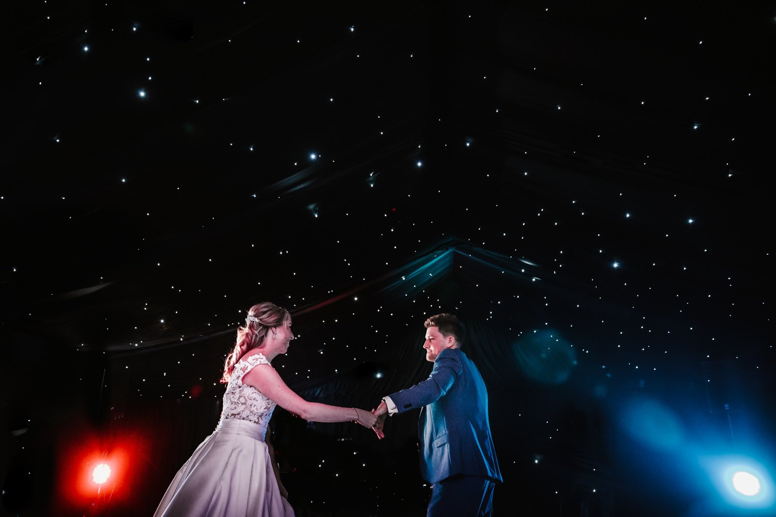 First dance at Nunsmere hall