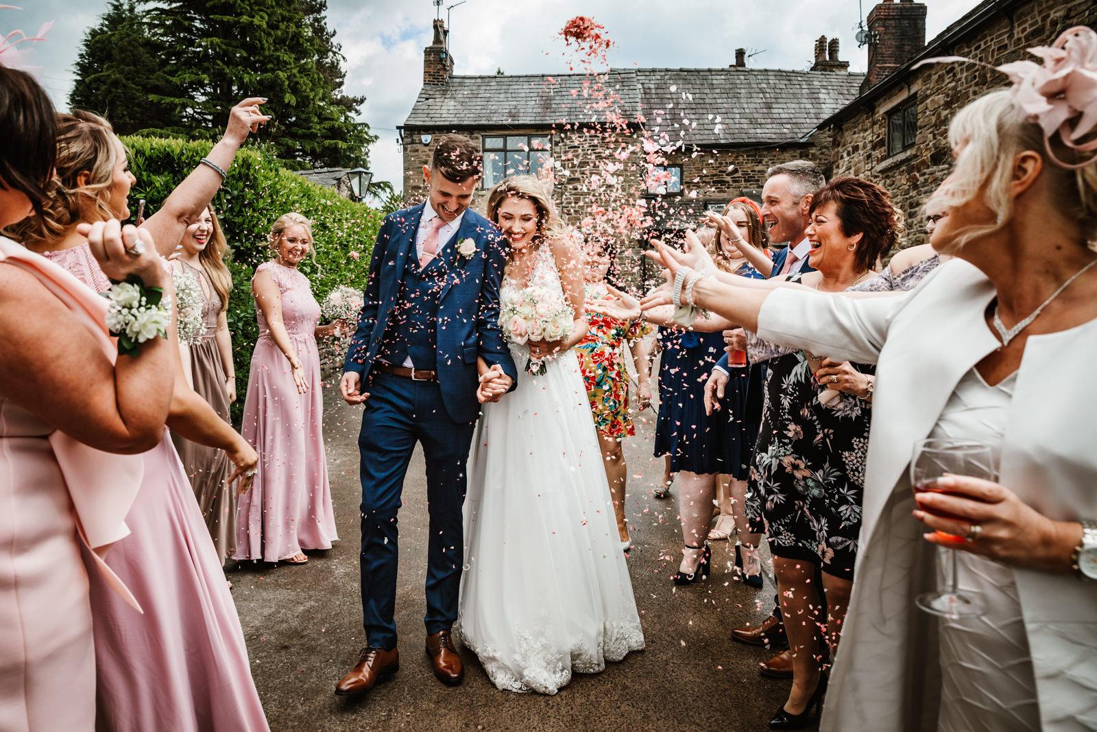 weddings at hyde bank farm