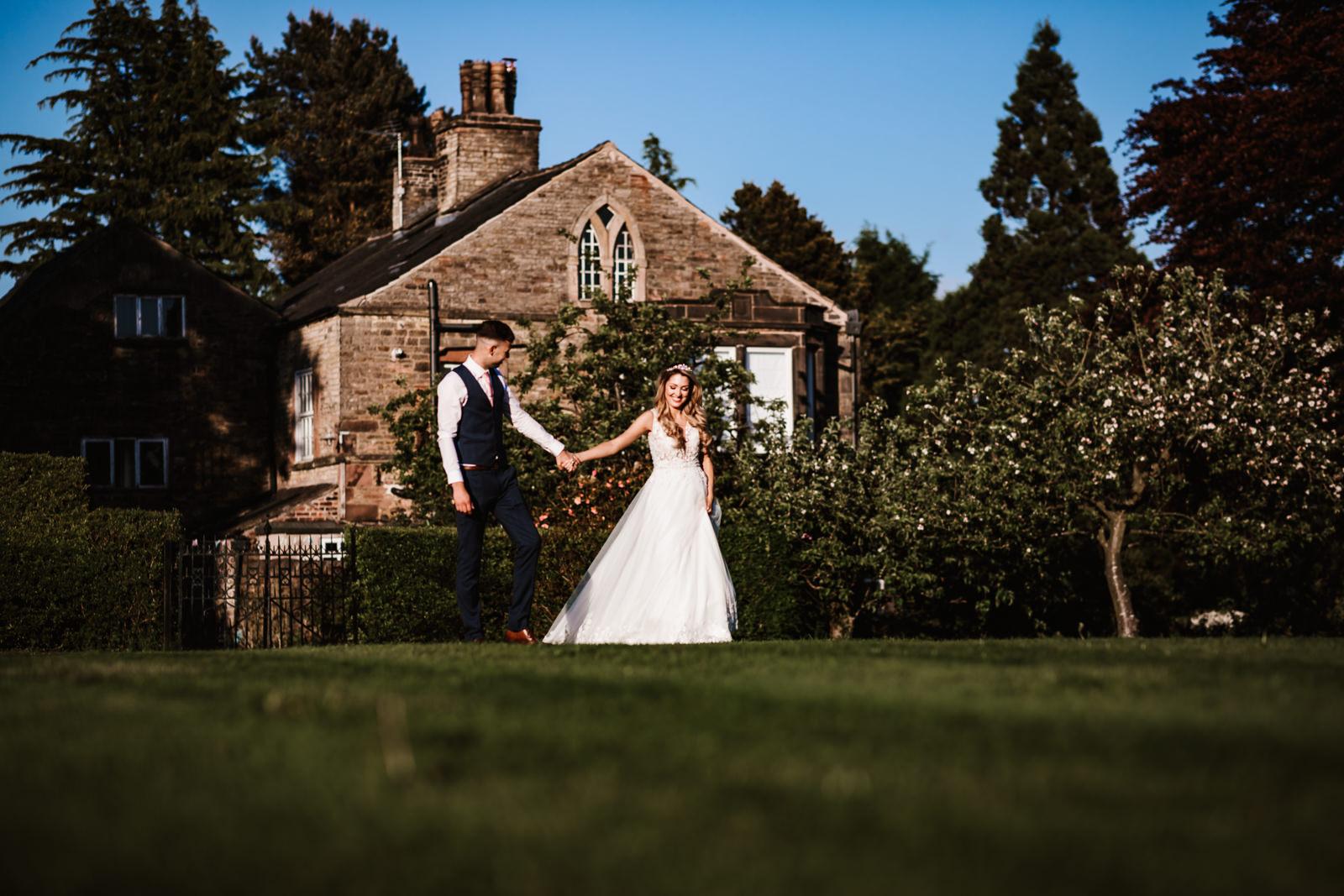 Wedding Hyde bank farm