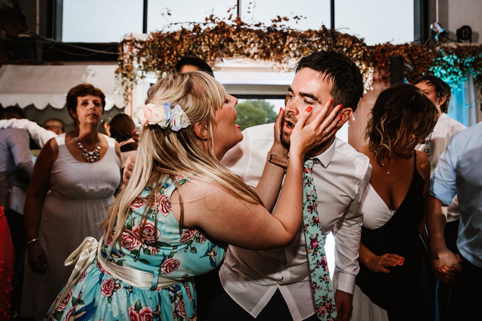 Wedding at Lancaster brewery