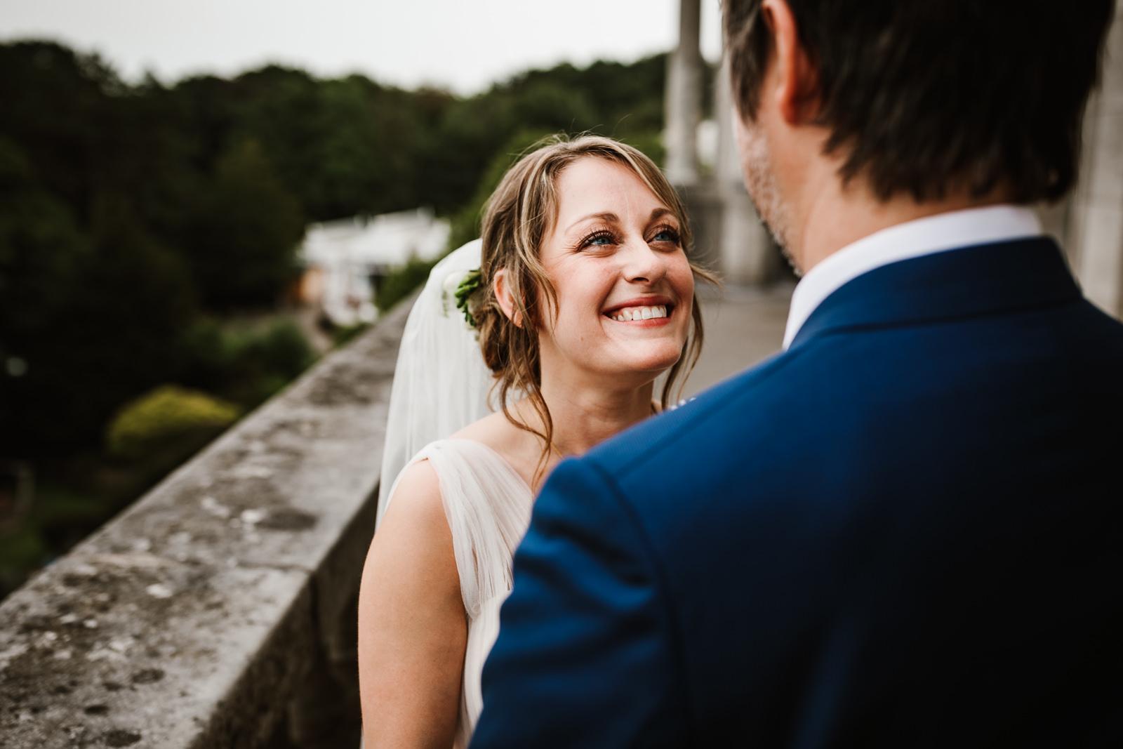 Wedding at Ashton Memorial