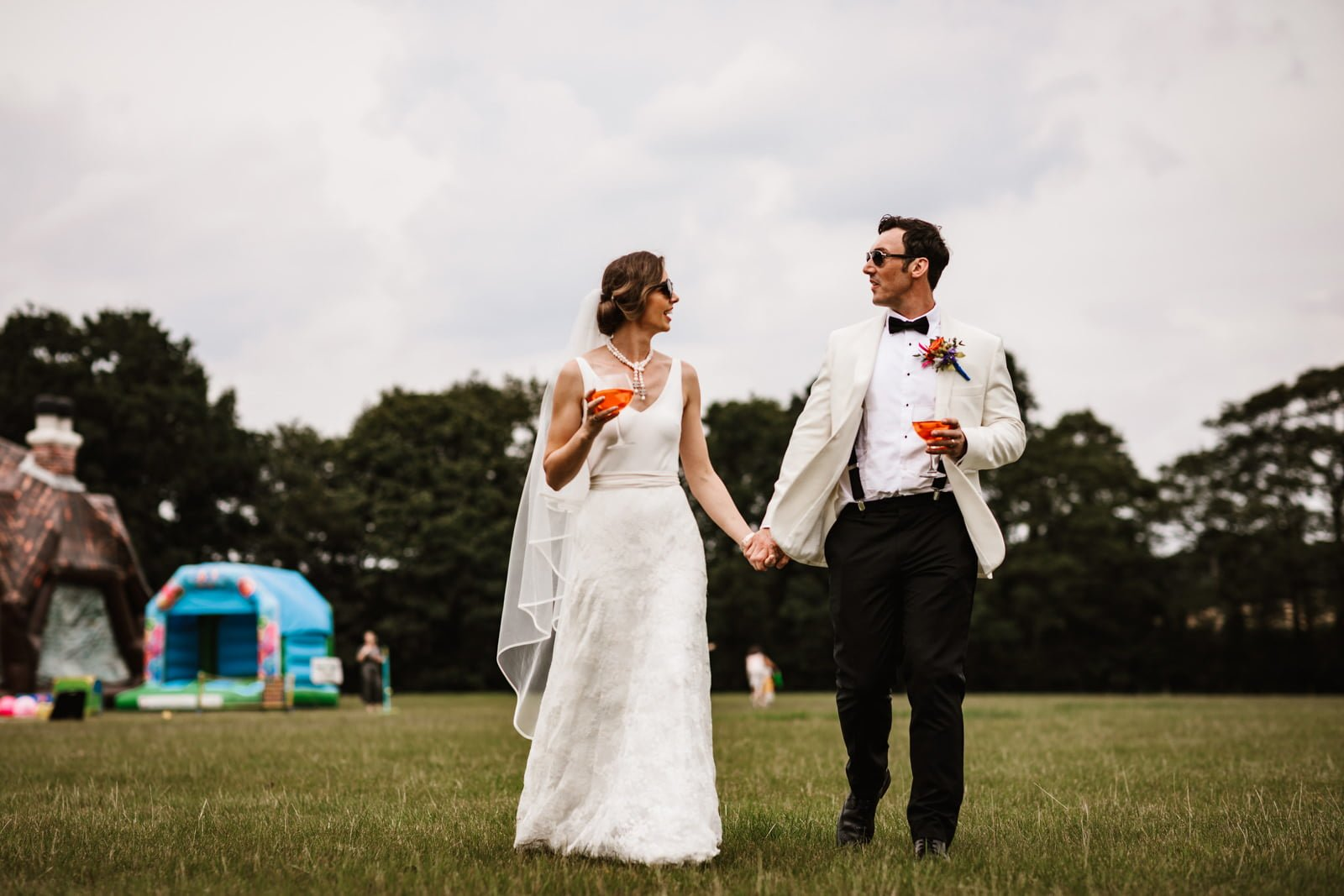 Tipi weddings in Cheshire