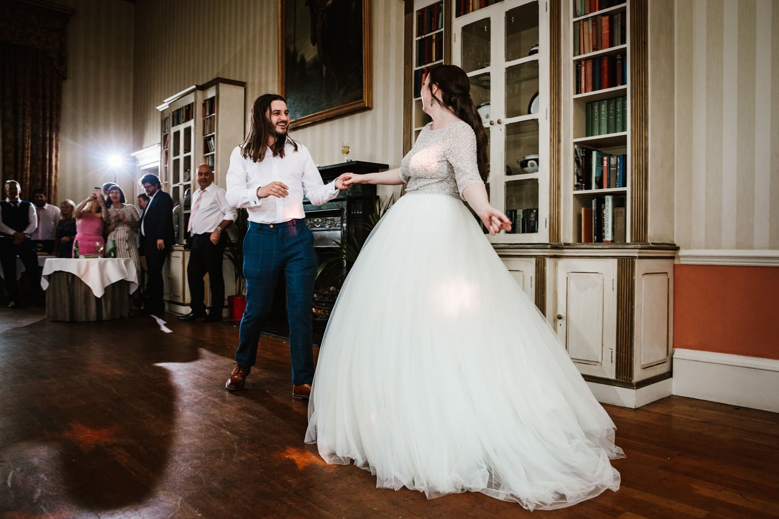 First dance at swinton park