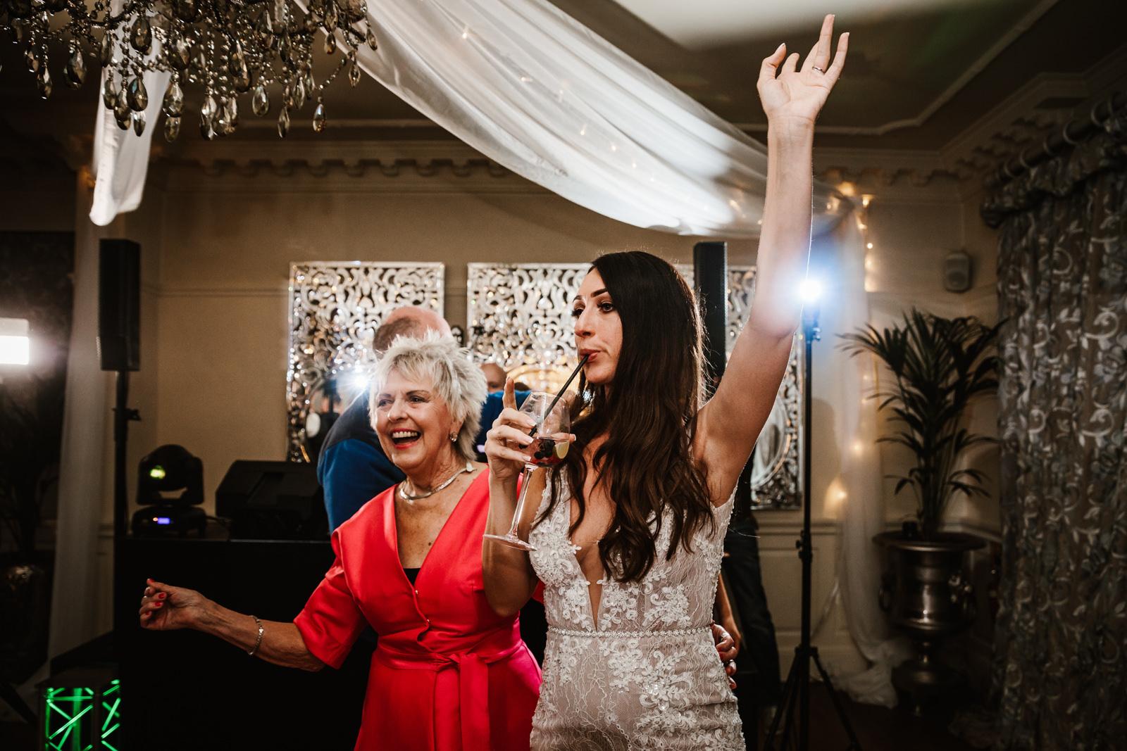 Party bride