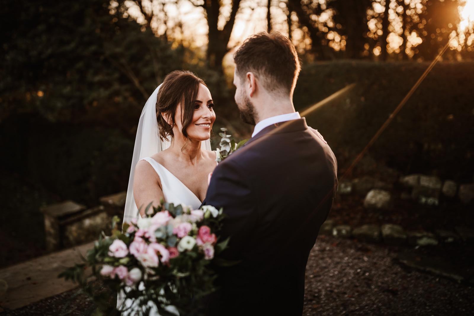Eaves Hall wedding Phiotographer