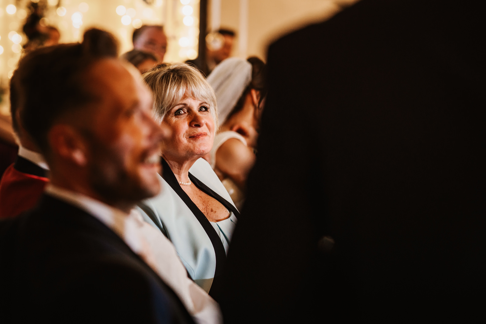 Mother of the groom