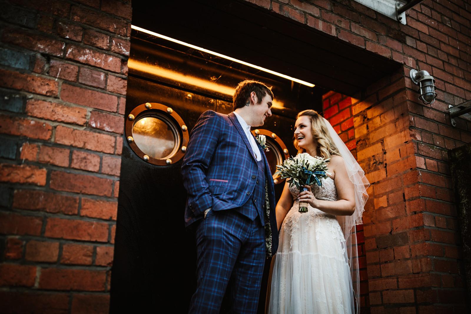 Weddings at Victoria Warehouse