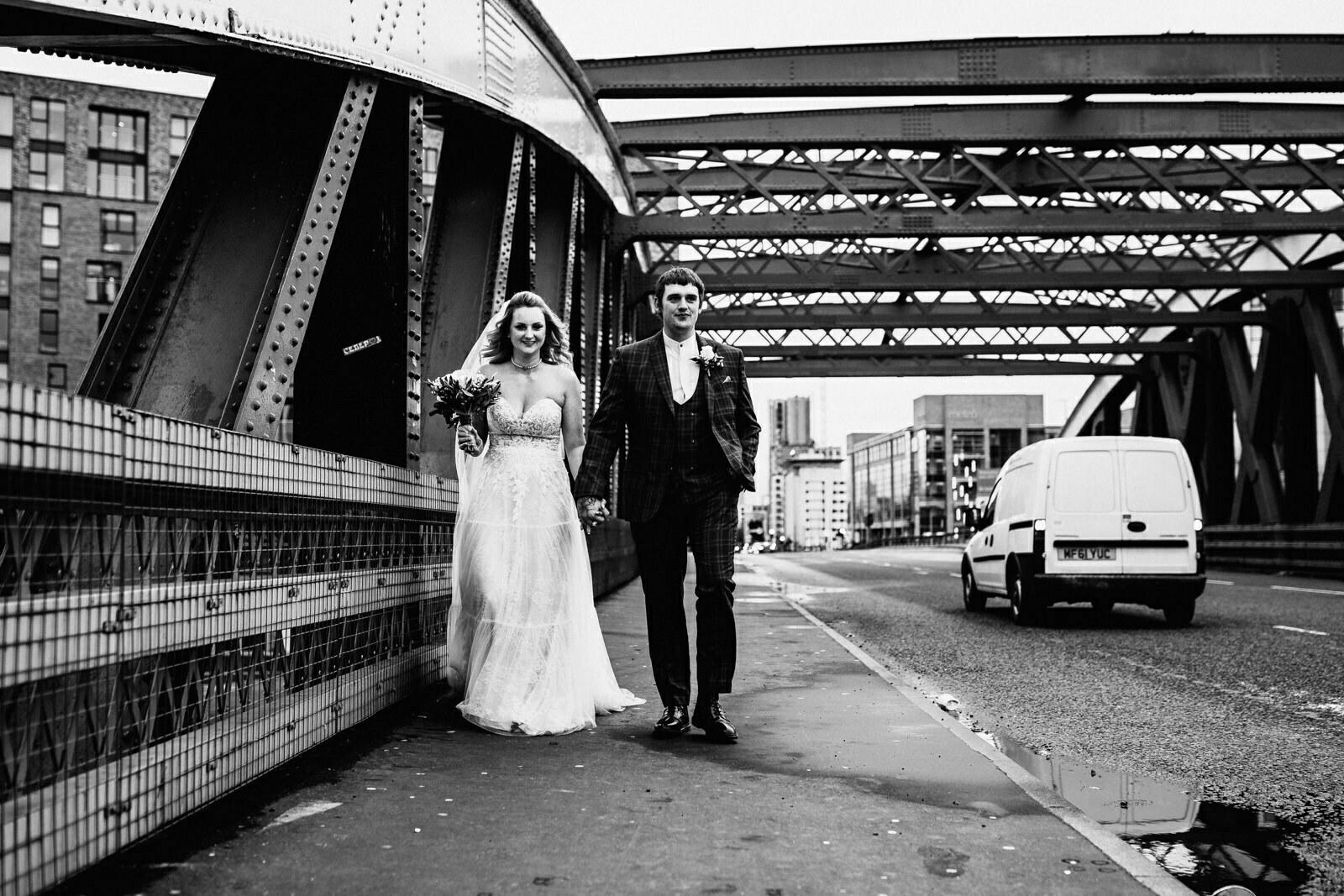 Natural Manchester wedding photographer