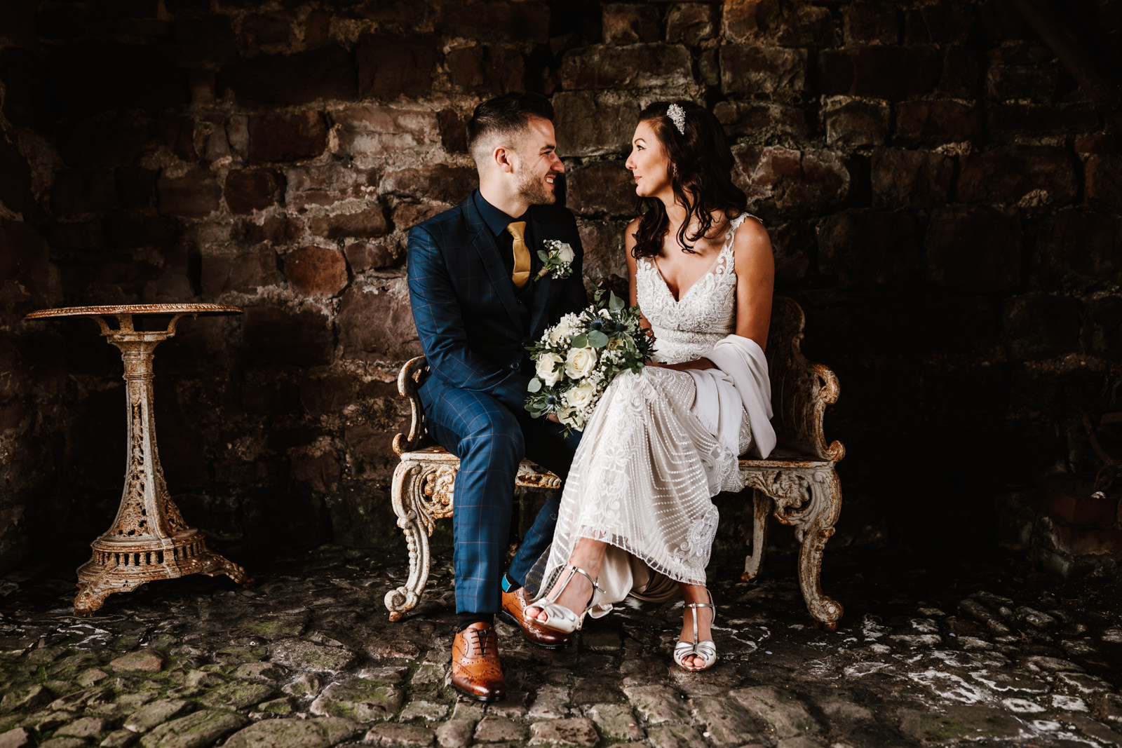 The Ashes Wedding Barns Photographer