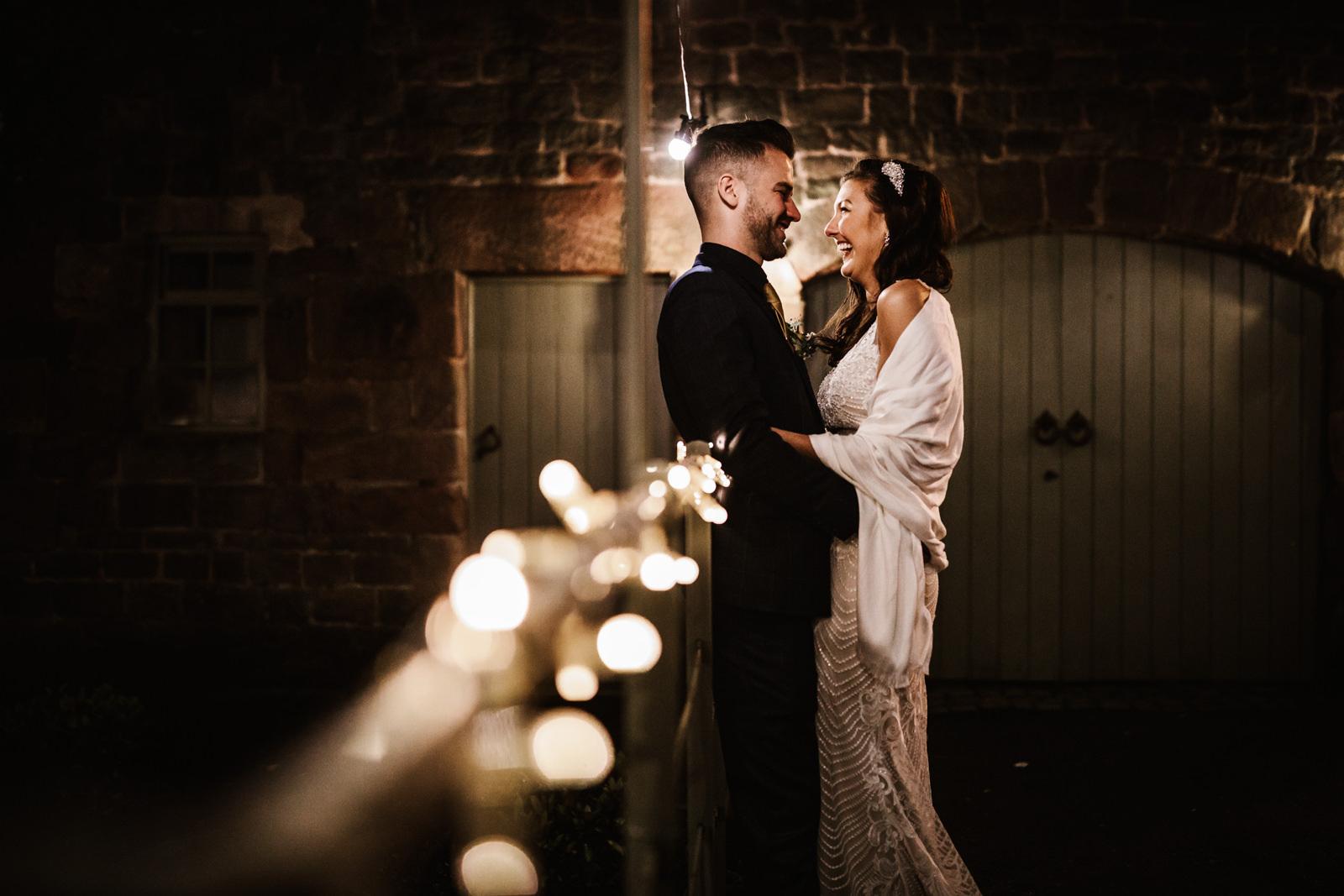 The Ashes Wedding Barn Wedding
