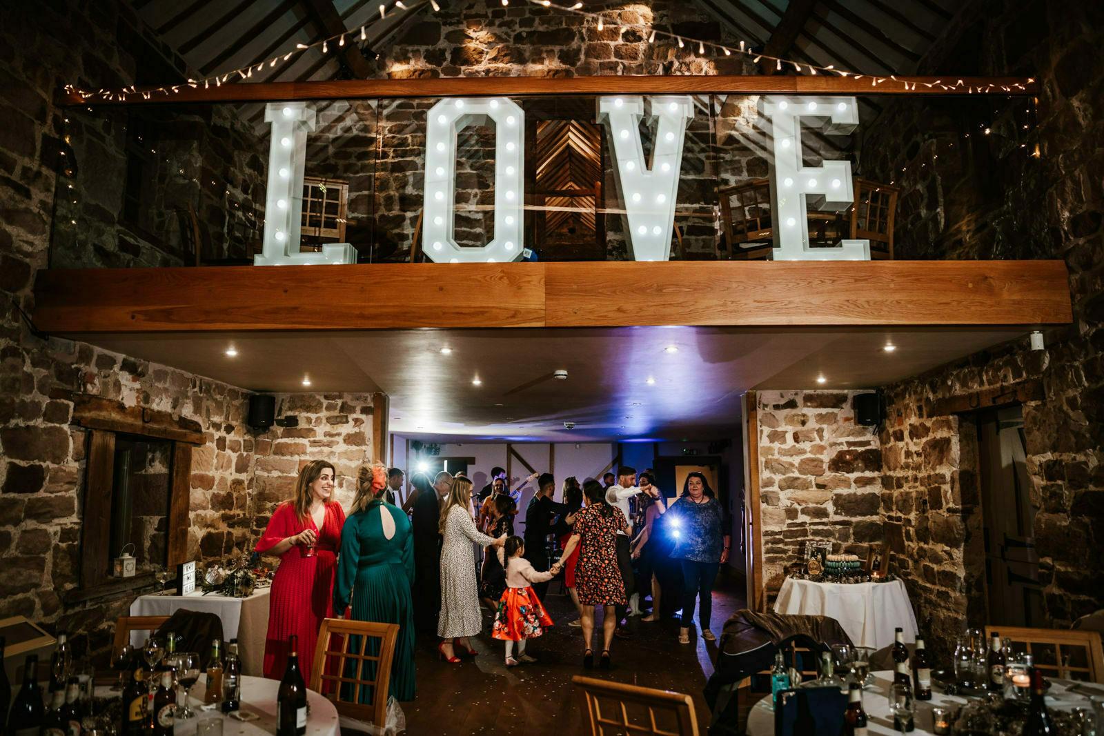 Love at The Ashes Barns